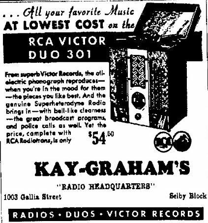 RCA Model 301