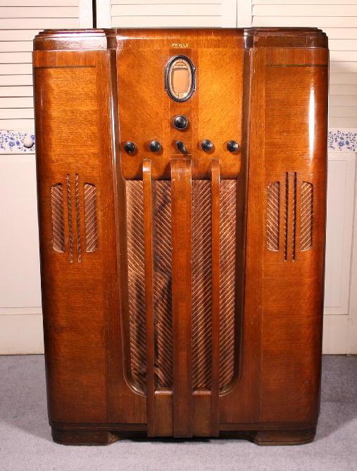 Philco 680X Late Version (Jan 1936)
