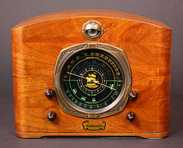 Pacific Radio Corp Model 6322 Table Radio (1936/1937)