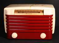 Bendix 115 Plastic Table Radio (1947)