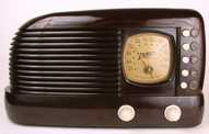 Zenith 6-D-314 (6D314) Bakelite Table Radio