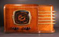 Sparton of Canada, model 58 Sled Tube Radio (1937/38)