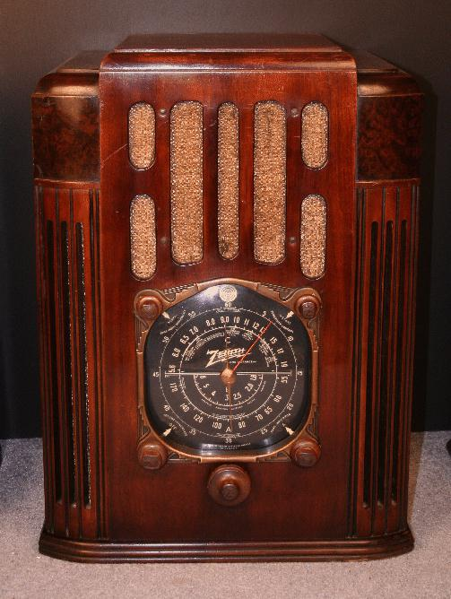 Zenith Model 10s130 Blackdial Tombstone Radio 1937. Zenith 10s130 Tombstone Radio 1937. Wiring. Zenith Tube Radio Schematics 10g 130 At Scoala.co