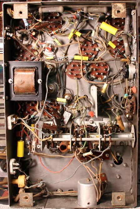Zenith Model 835 Chrome Front Tombstone Radio 1934 35
