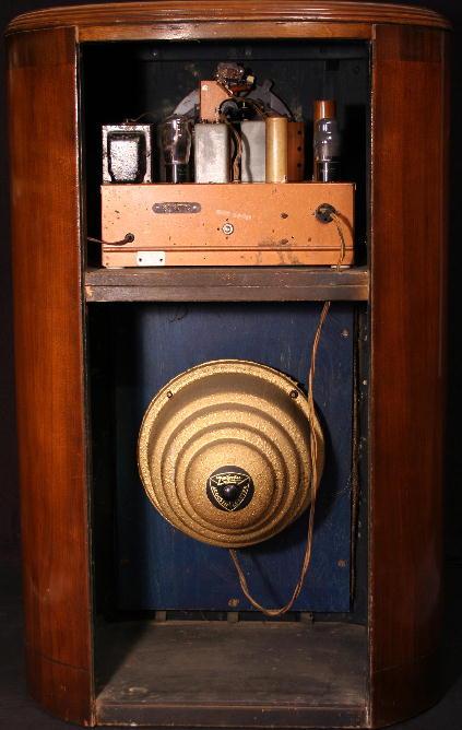 Zenith 9 S 263 9s263 Shutter Dial Floor Model Radio 1938