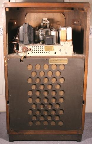 Philco Model 14mx Console Radio January 1934