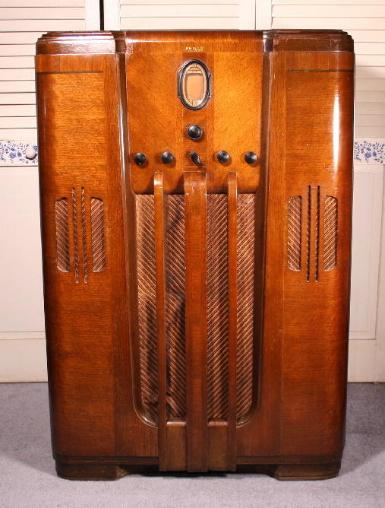 Philco 680X Late Version (Jan 1936)