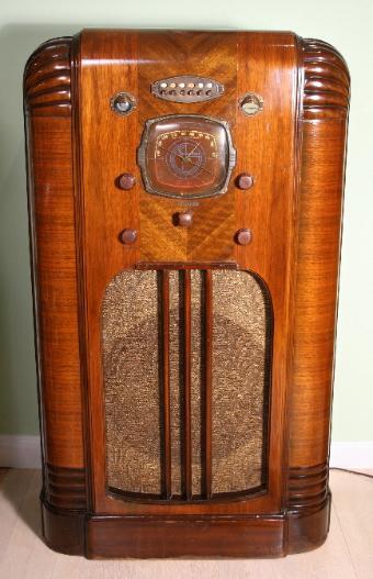 Sparton Model 1268 Quot Selectronne Quot Console Radio 1938