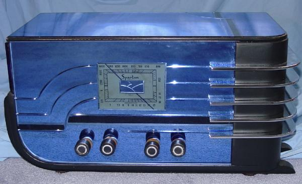 Sparton Deluxe Model 558-B Sled