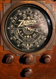 Zenith Model 9 S 30 Tombstone Radio 1936